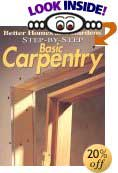 Step-By-Step Basic Carpentry by Allen Benjamin W. (Editor), Ben Allen (Editor)