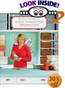 Good Things for Organizing by Martha Stewart