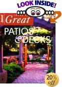 Ideas for Great Patios and Decks (Ideas for Great) by Scott Atkinson (Editor), Sunset Books