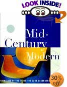 Mid-Century Modern: Furniture of the 1950s by Cara Greenberg, Tim Street-Porter (Photographer)