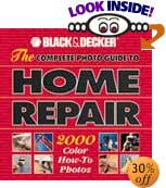 The Complete Photo Guide to Home Repair: 2000 Color How-To Photos