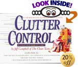 Clutter Control: Putting Your Home on a Diet by Jeff Campbell, Clean Team, The Clean Team Staff