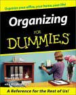 Organizing For Dummies® by Eileen Roth (Author), Elizabeth Miles (Author)
