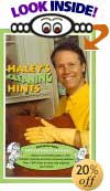 Haley's Cleaning Hints by Graham Haley, Rosemary Haley