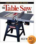 The Table Saw Book by Kelly Mehler